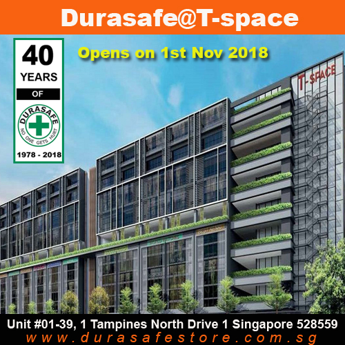 Durasafe T-Space